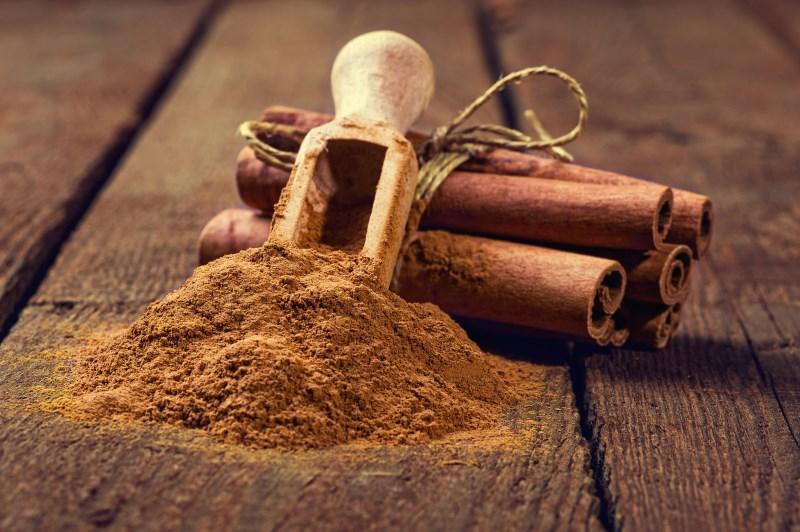 cinnamon Antifungal properties