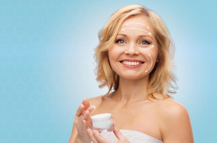 coconut oil has Anti-aging Benefits
