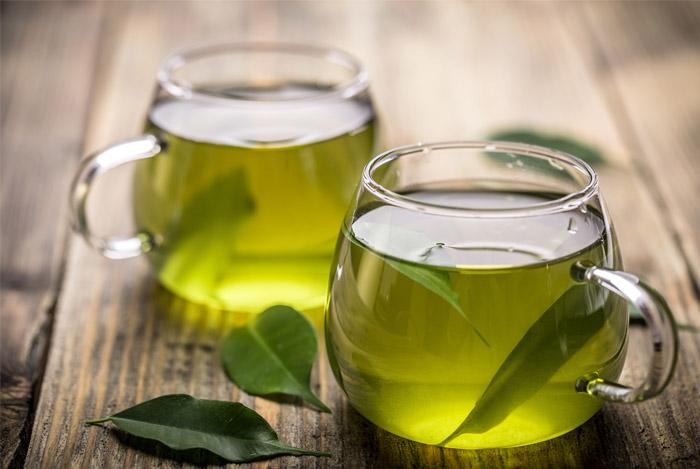 Bone strength and green tea