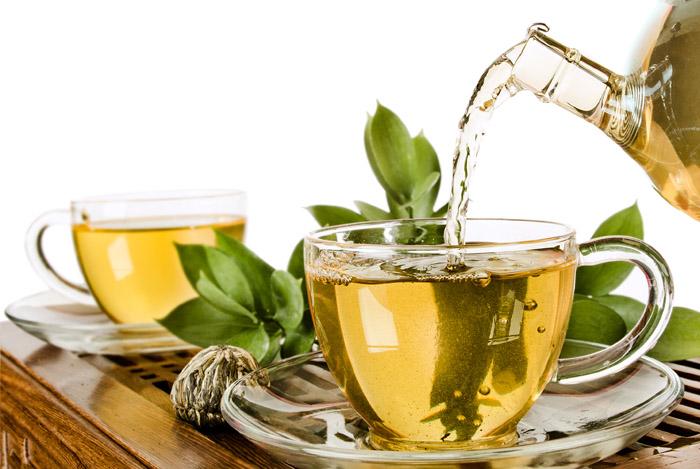 Leverziekte en groene thee