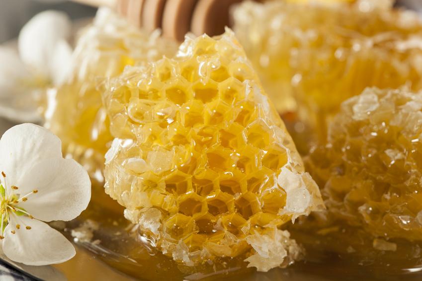 honing zal helpen met het verteren van tandvlees