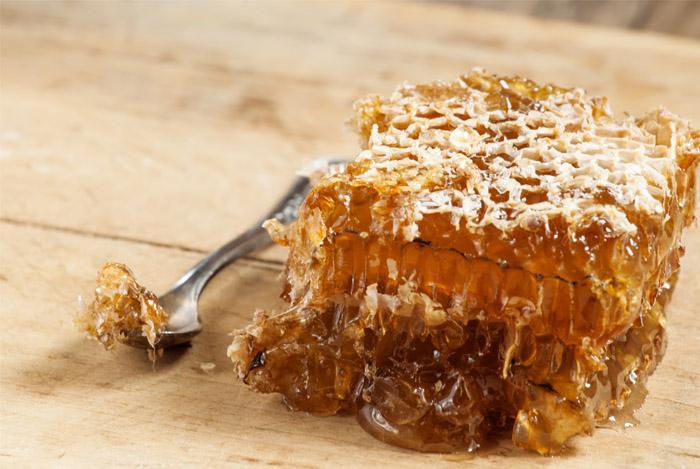 Geschiedenis van honing