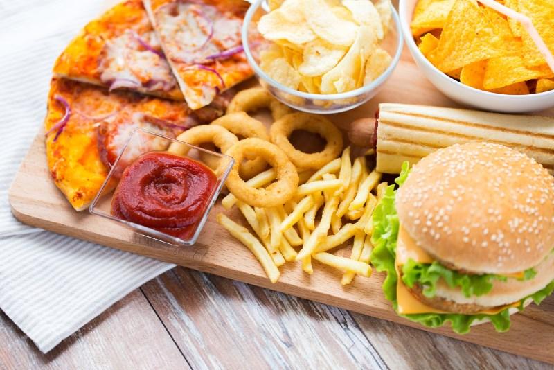junk food is bad habbit for kids