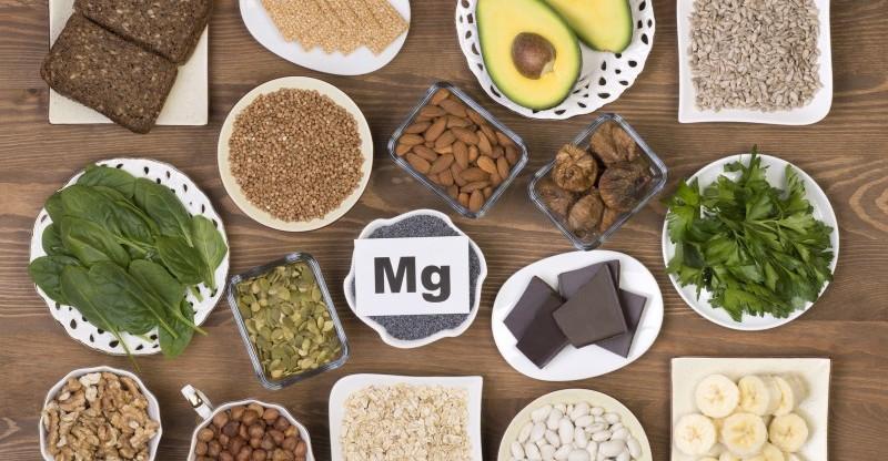 magnesium rich food 800x416 - 15 GEZONDE EIGENSCHAPPEN VAN MAGNESIUM