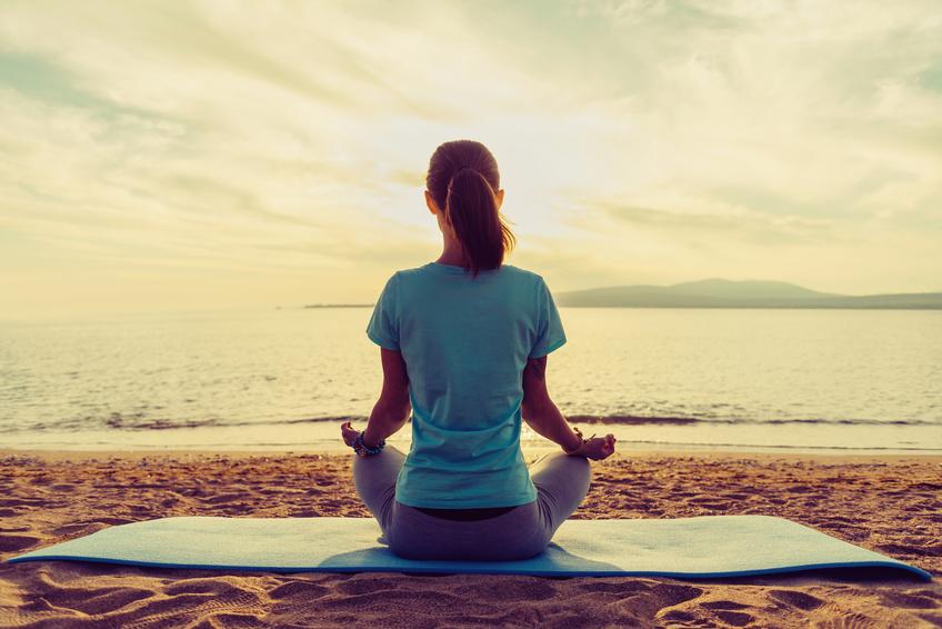 meditate for detoxing