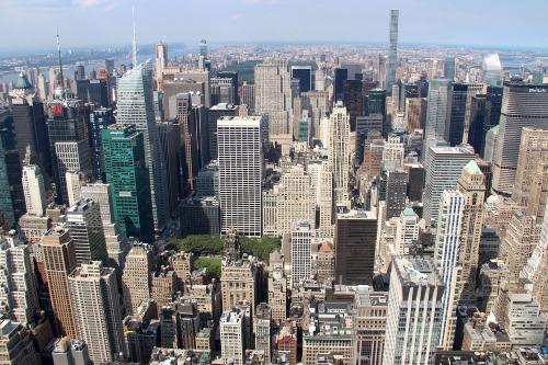 new york skyline - 25 BEWEZEN GEZONDHEIDS VOORDELEN VAN REIZEN