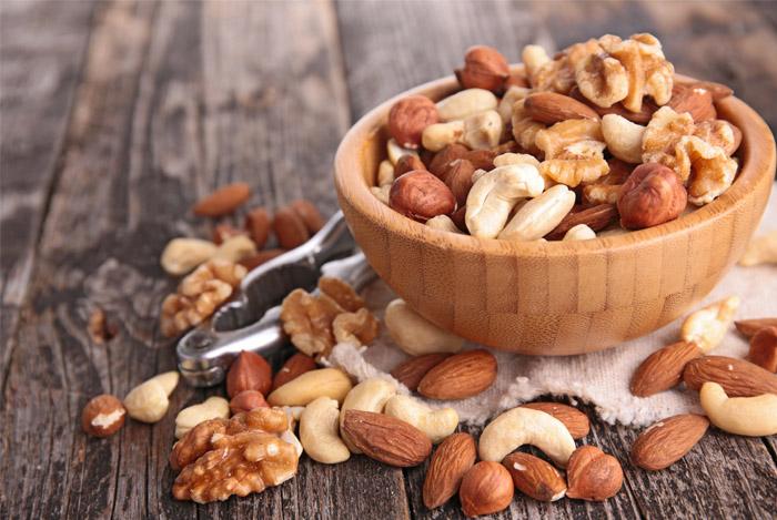 nuts for bone health
