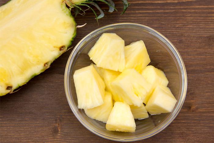 pineapple great weight loss food - GEWICHTSVERLIES 30 VOEDINGSMIDDELEN DIE KUNNEN HELPEN OM AF TE VALLEN