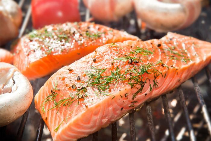 salmon for bone health