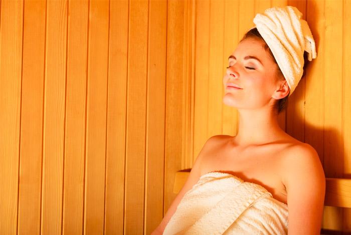 detox and sauna