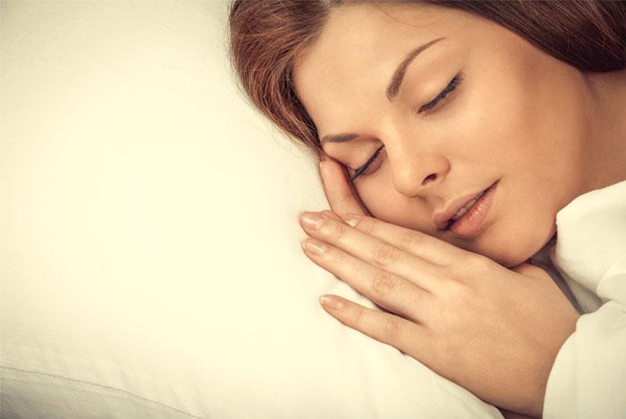 good long sleep will make your detox effective