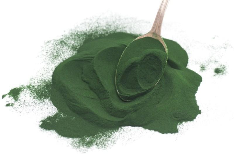 spirulina Keeps Skin Healthy