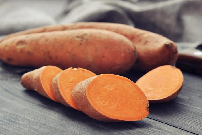 zoete aardappel-superfood