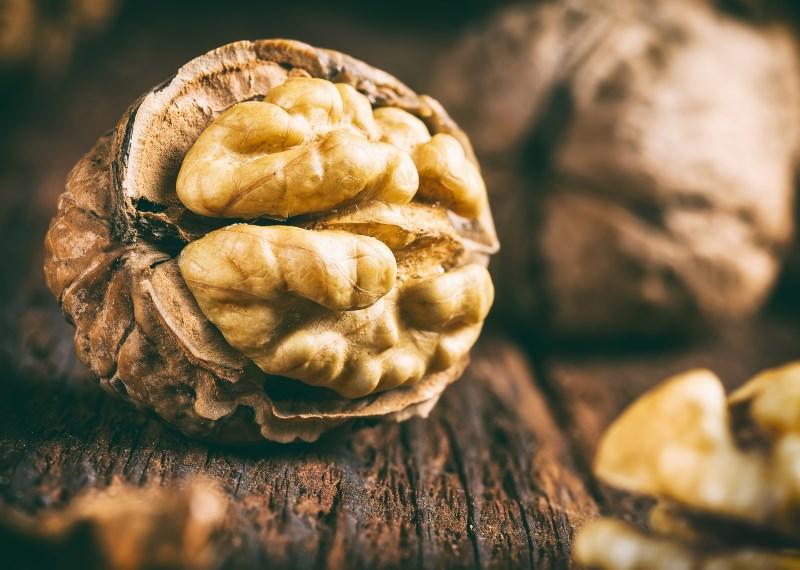 walnuts close up - 7 VERRASSENDE NOTEN GEWELDIG VOOR GEWICHTSVERLIES